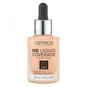 Base HD Liquid Coverage de Catrice