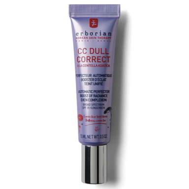 CC Dull Correct de Eborian, un extra de hidratación para pieles secas y/o maduras
