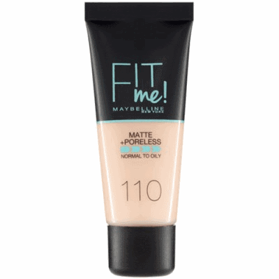 Fit Me Mate + Poreless