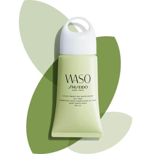 Shiseido Waso Color Smart